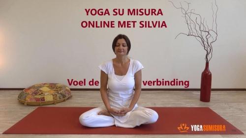 Yoga su Misura Online met Silvia